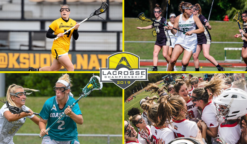 @ASUNWLax Championship Begins Thursday With Two Semifinal Matchups