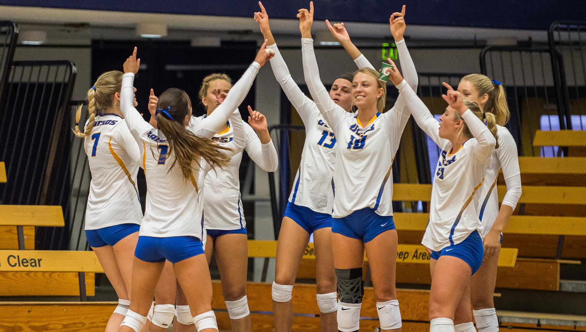 UCSB Women's Volleyball Kicks Off Spring Competition Friday at USC