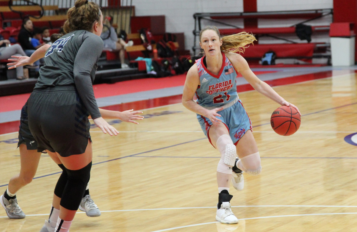 Jenike Goes for 32 Points as FSC Women's Basketball Defeats NSU in Overtime, 76-69