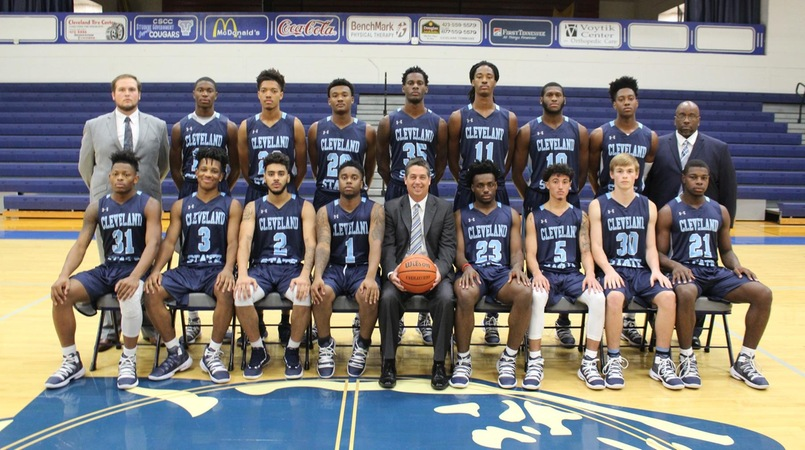 CSCC Basketball Opens 2018-2019 Season Nov. 2nd