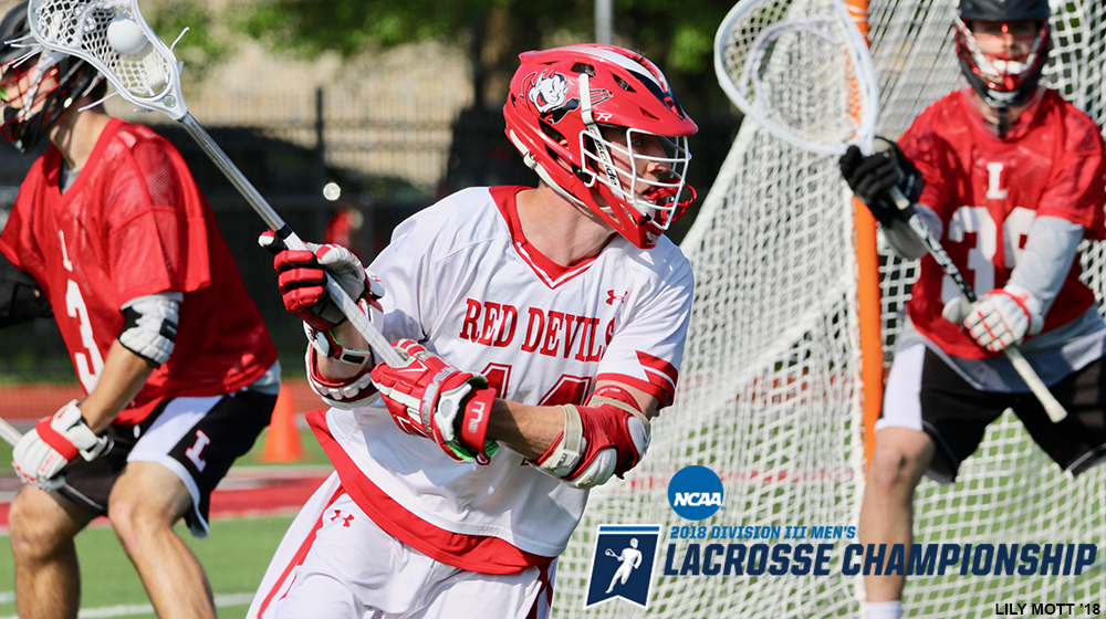 #9 Red Devils Keep Dancing With NCAA Win