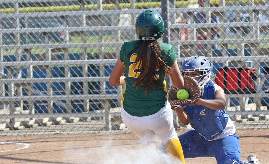 SBVC Softball falls to the Griffins late, 12-5
