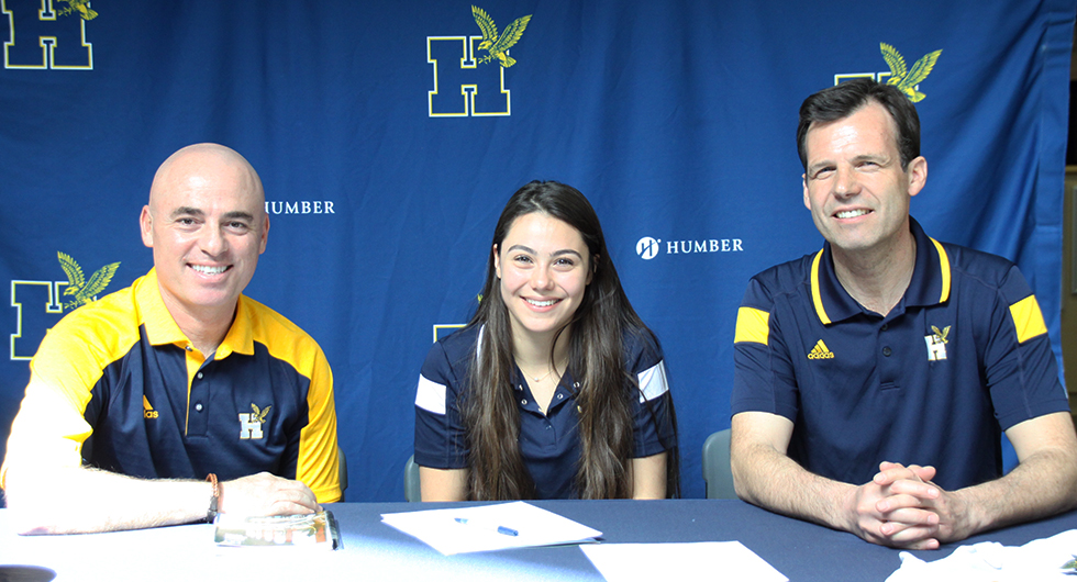 WOMEN'S SOCCER GETS STRONGER WITH ADDITION OF RODRIGUES