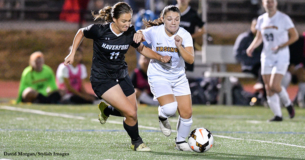 Women's Soccer Plays Fords to Scoreless Draw