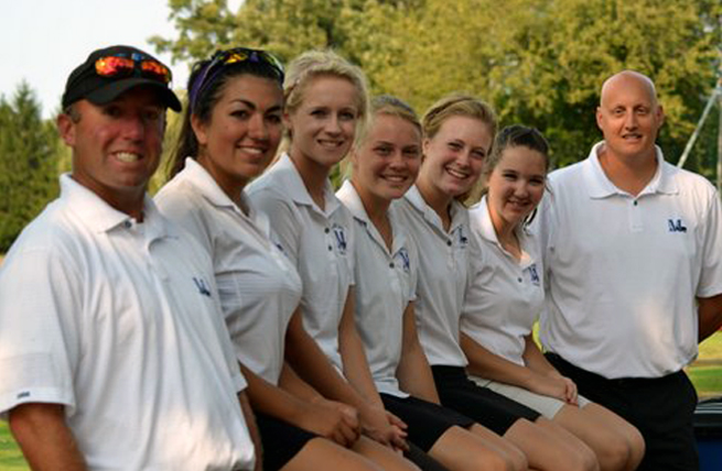 Women's Golf Takes Ninth at Benedictine Invite