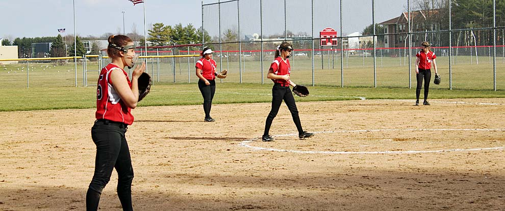 Photo for Softball Drops Two Against Lansing