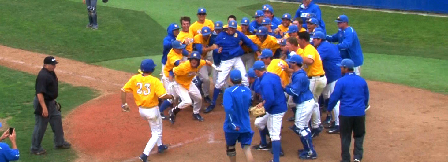 Epperson's Walk-Off Blast Gives Gauchos 7-6 Win Against Anteaters