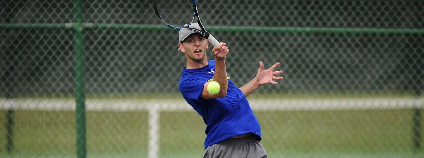 Goucher Men's Tennis Heads To Swarthmore For Saturday Morning Match