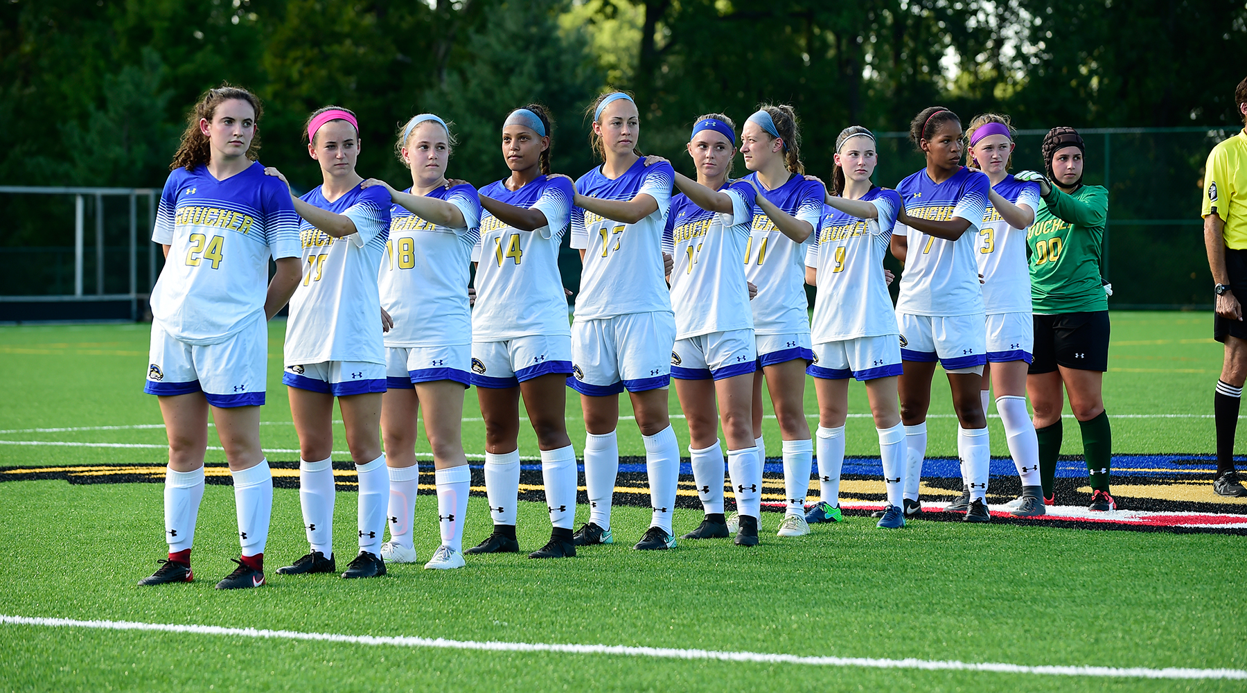 Women's Soccer Falls at Home to Widener, 2-0