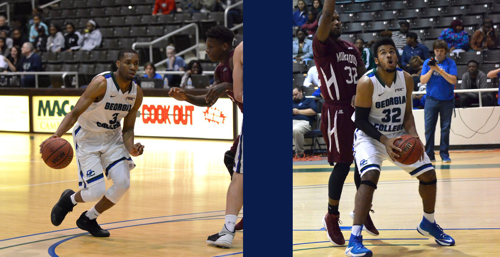 Bobcat Men Make it Four Straight with Thrilling Victory over Clark Atlanta, 68-66