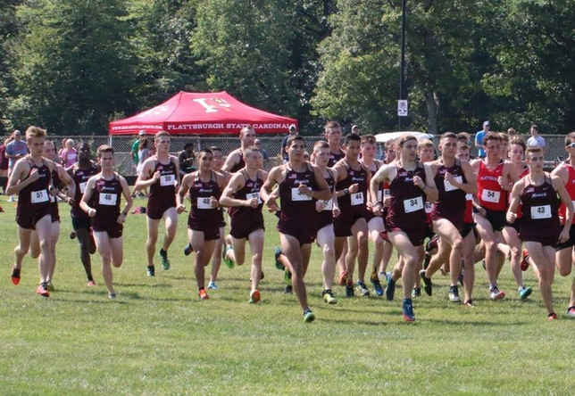 Cross Country: Cadet Men Place Third, Women Fourth at Aldrich Invitational