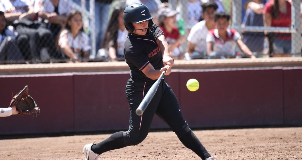 Softball Falls to Pacific in Series Finale Sunday