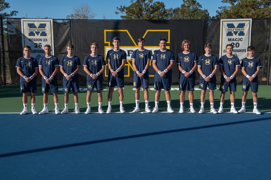 MGCCC Bulldogs tennis 18th in final national rankings