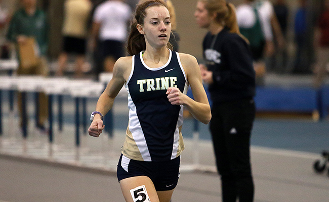 Bultemeyer Places Fourth in Indoor Mile at NCAA Meet
