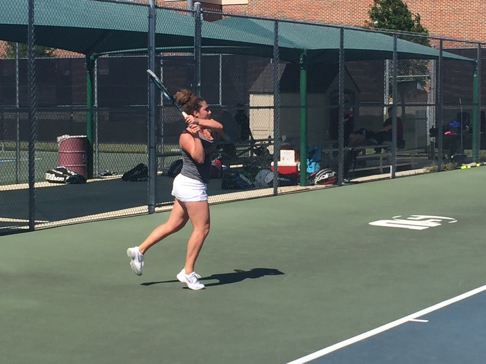 Kangaroo Tennis Claims Road SCAC Victory 5-4 Over Schreiner Women