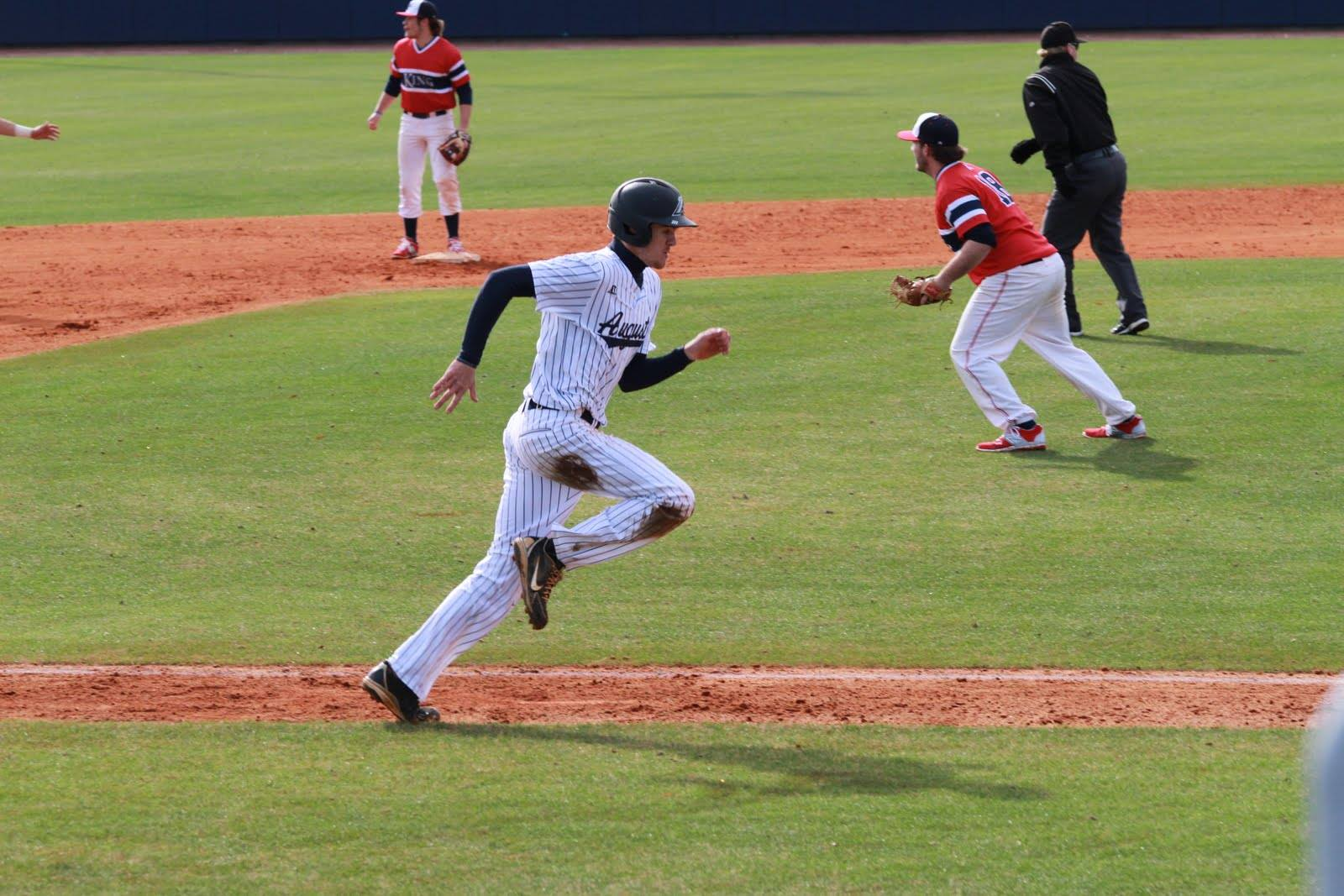 Augusta Downed 16-7 At Francis Marion In Peach Belt Play