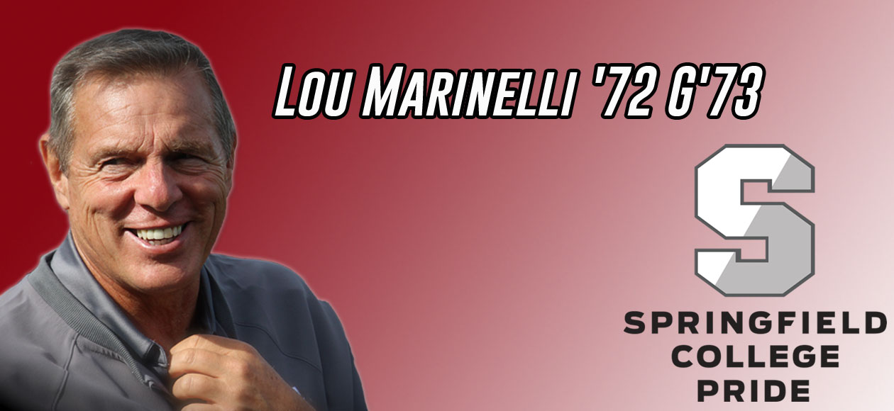 2019 Athletic Hall of Fame Inductee Spotlight: Lou Marinelli '72 G'73