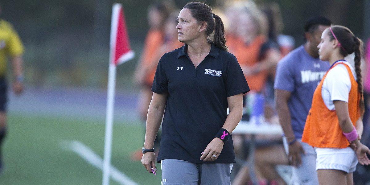 Monica Gerardo resigns as Head Women's Soccer Coach