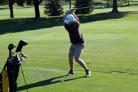 Men's Golf competes at Ripon Invitational