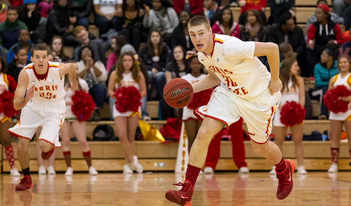 Ferris State Heads Into Holiday Break With Fifth-Straight Victory
