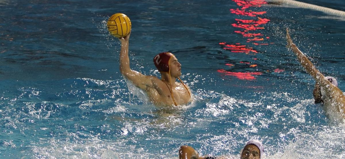 Back on the Winning Track: CMS Men's Water Polo Holds On to Defeat Redlands 12-10