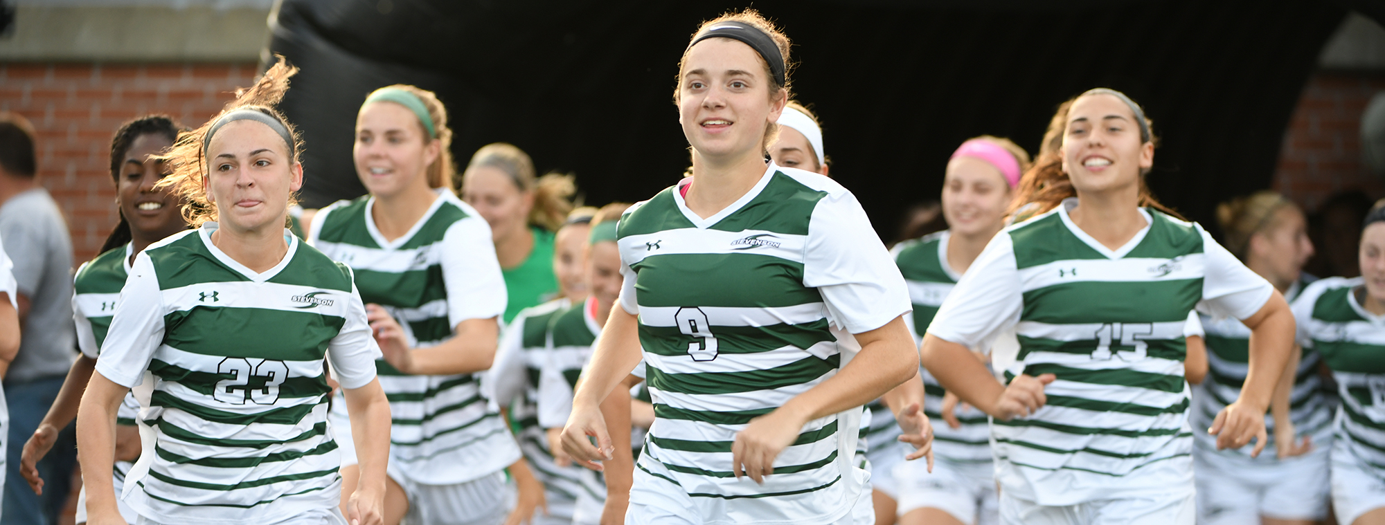 Women's Soccer Begins 2018 Slate August 31
