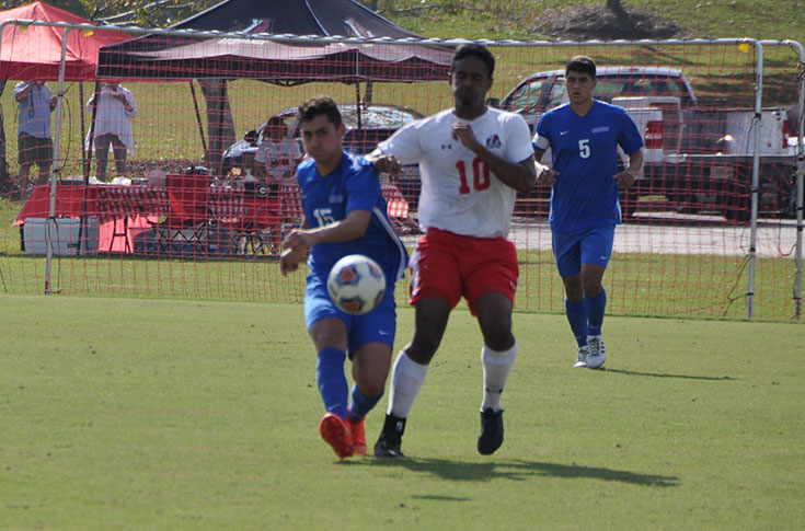 Men's Soccer: Brevard pulls away for 3-0 win over Panthers