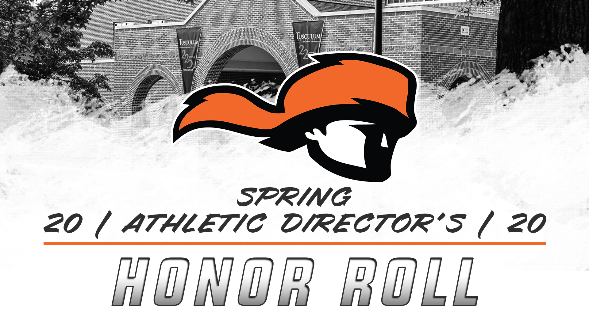 School-record 398 named to Athletic Director's Spring Honor Roll