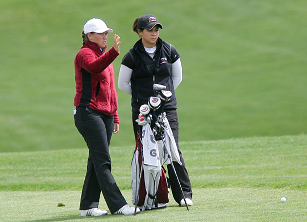 Three SCU Women's Golfers Finish Inside Top 20 at Monarch Dunes