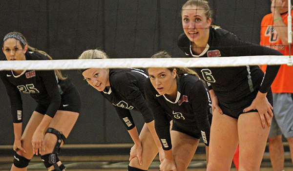 Diverse Offensive Attack Leads Wilmington Volleyball to 3-0 Sweep at USciences