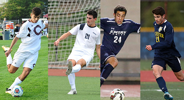 Four UAA Teams Chosen to Compete in NCAA Division III Men's Soccer Championship