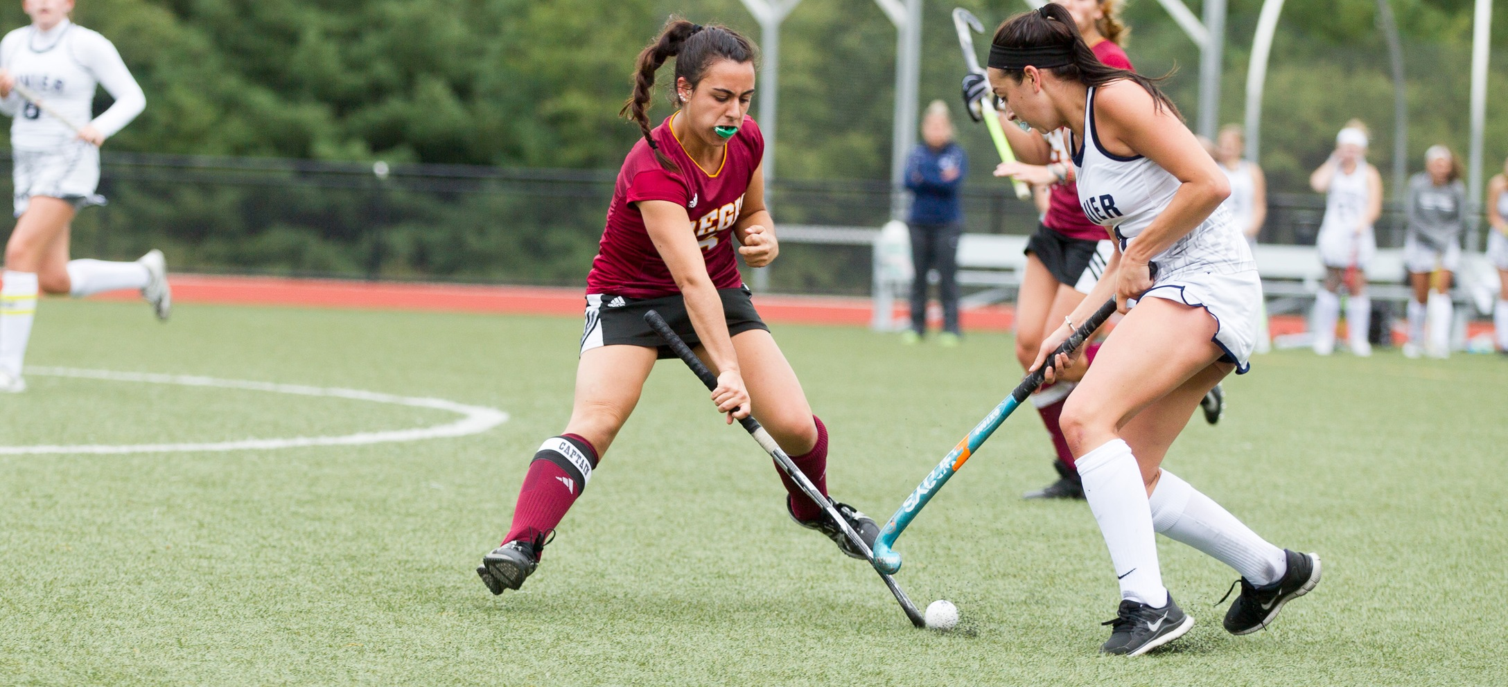 Field Hockey Wins Fourth in a Row with Shutout of Framingham State