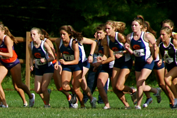 Carson-Newman Women's Cross Country Claims Second, Men Fifth at SAC Championship