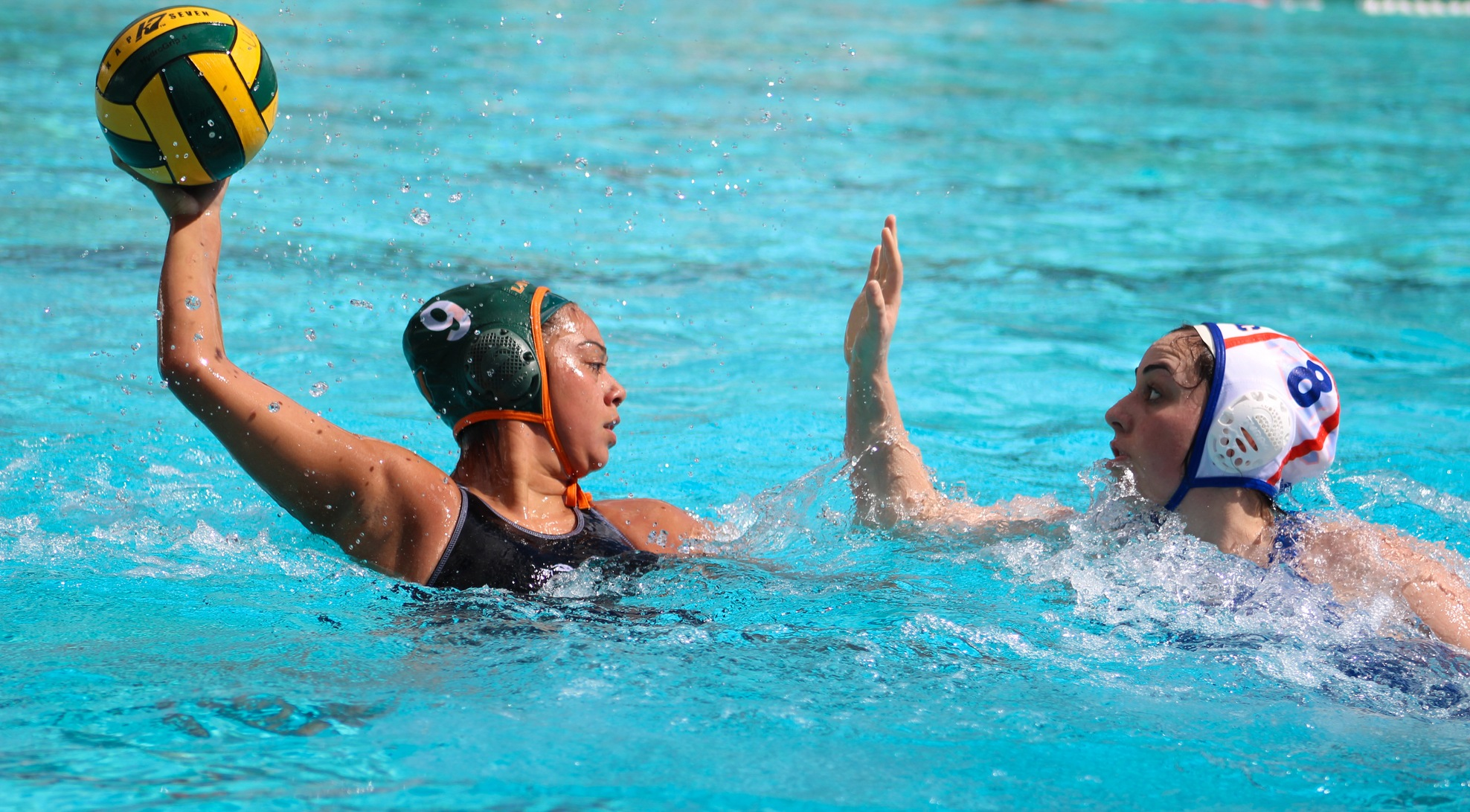 Women's Water Polo wins twice on Thursday