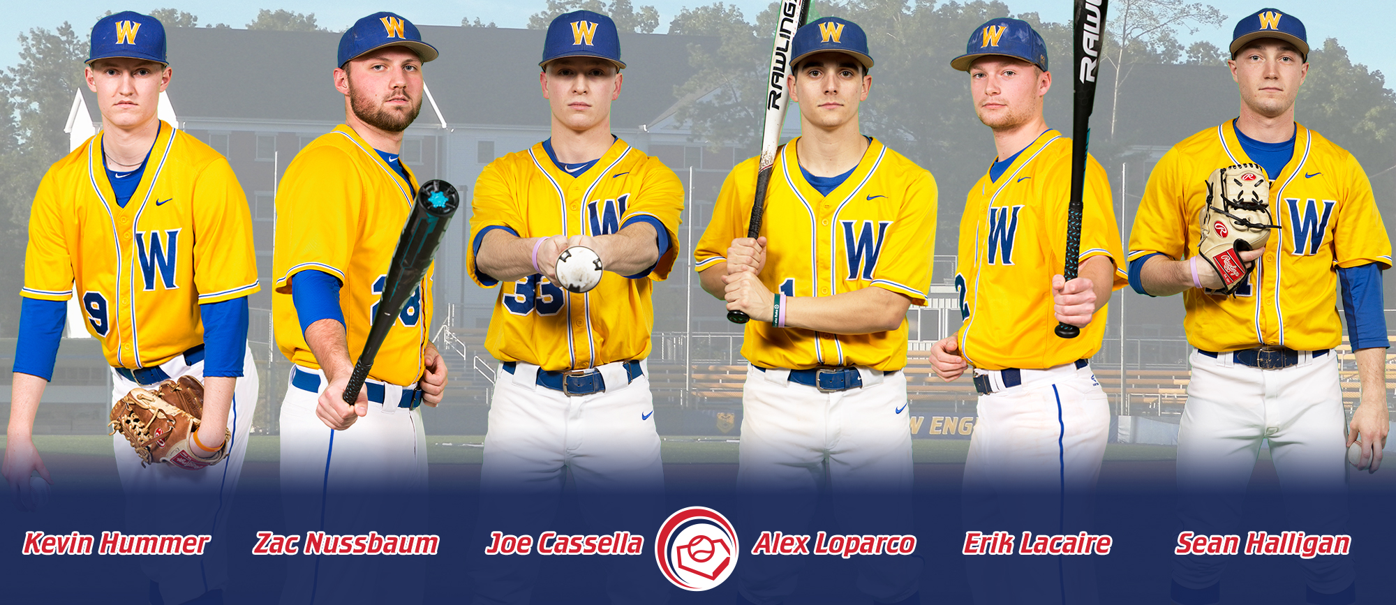 Western New England Lands Six on All-CCC First Team as Gomez & Hamel Earn Major Awards