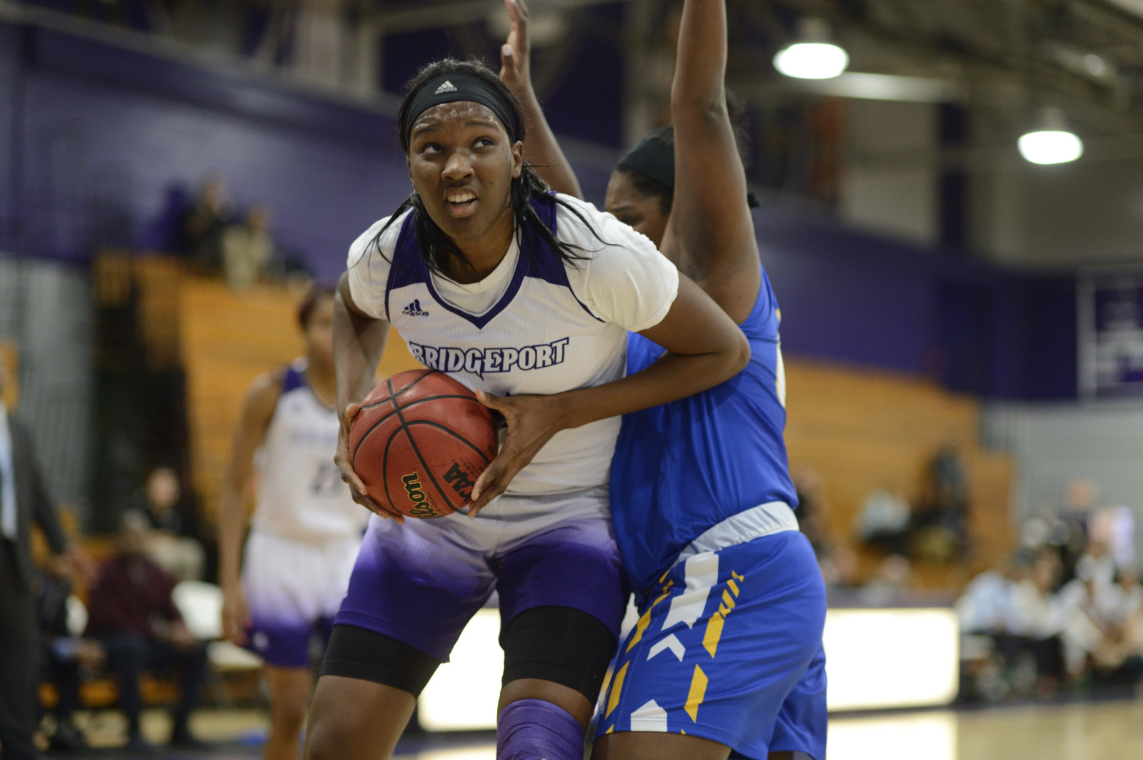 Women's Basketball Defeats Wilmington (Del.), 78-70, For First Win Of 2018-19