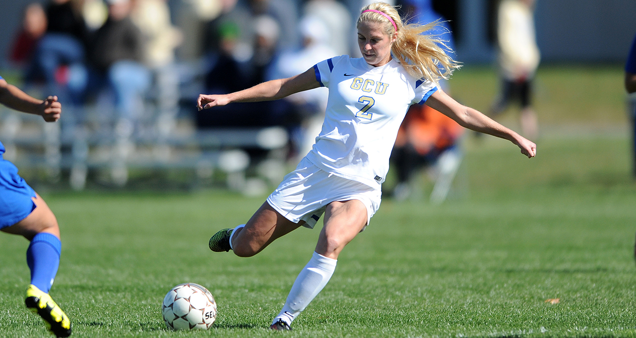 2015 All-CACC Women's Soccer Teams Announced; GCU's Lizzy Kroon Named Player of the Year