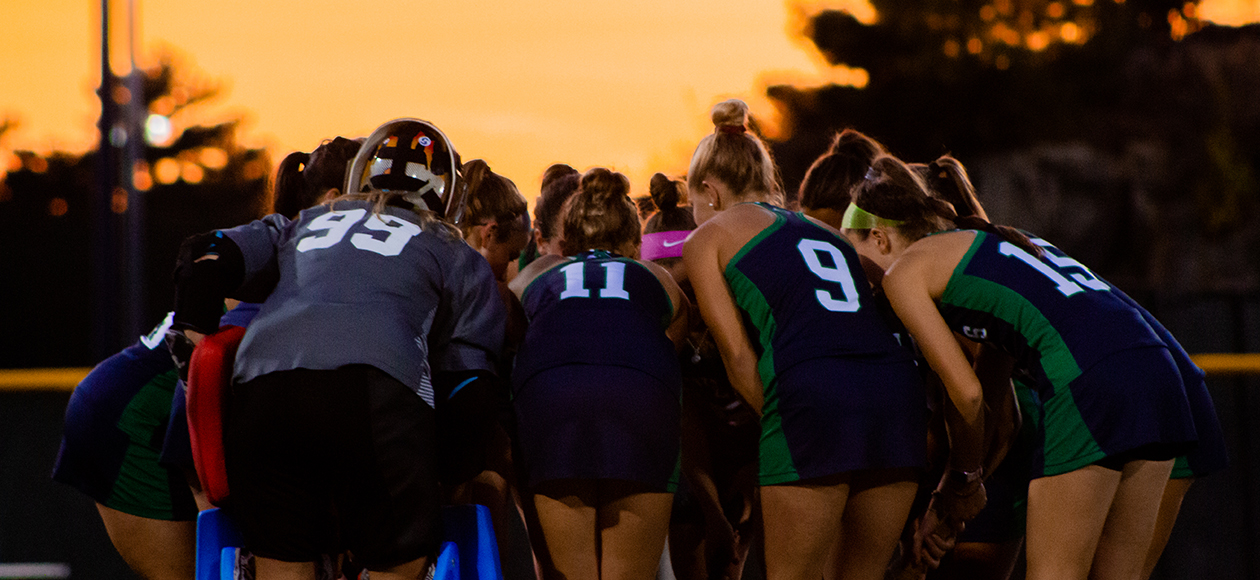 Field Hockey Turns Away Nichols, 8-1