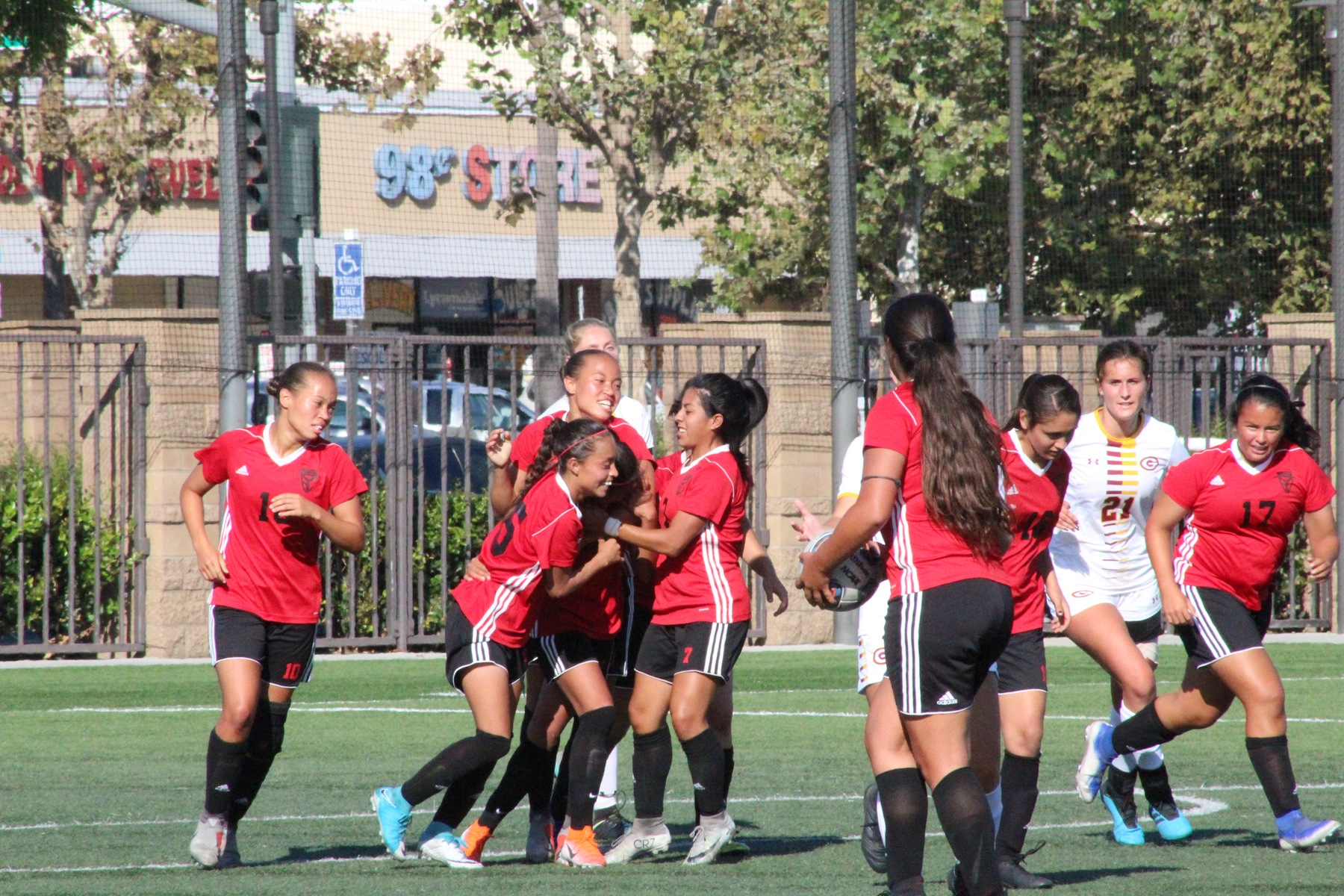 Wood's Hat Trick Propels Santa Ana to 4-2 Win Over Saddleback