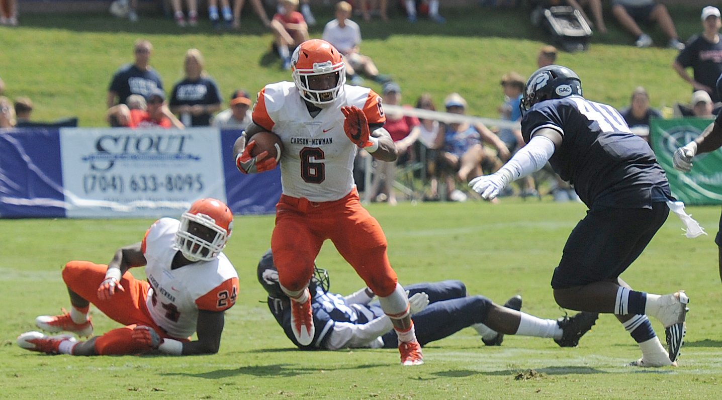 Better Know The Opponent: Week Five, Catawba