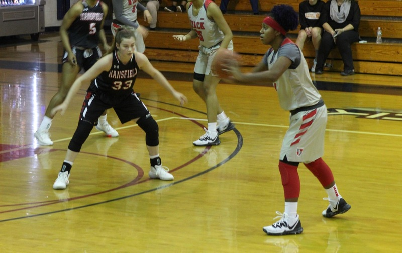 Women's Basketball Falls to UDC Firebirds at Home