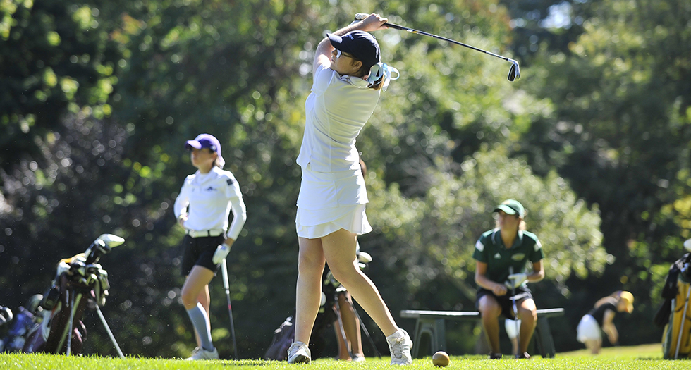 GOLF FINISHES SIXTH IN Ann S. BATCHELDER INVITE