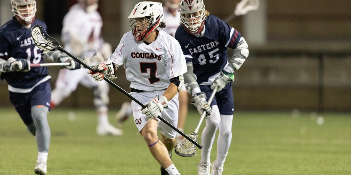 Second Half Rally Lifts Hawks to Victory Over Men's Lacrosse