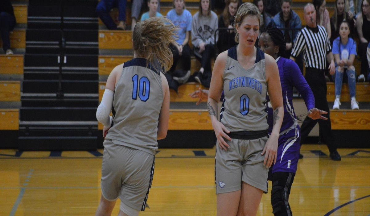 Westminster Women's Basketball Suffers Loss to Fontbonne