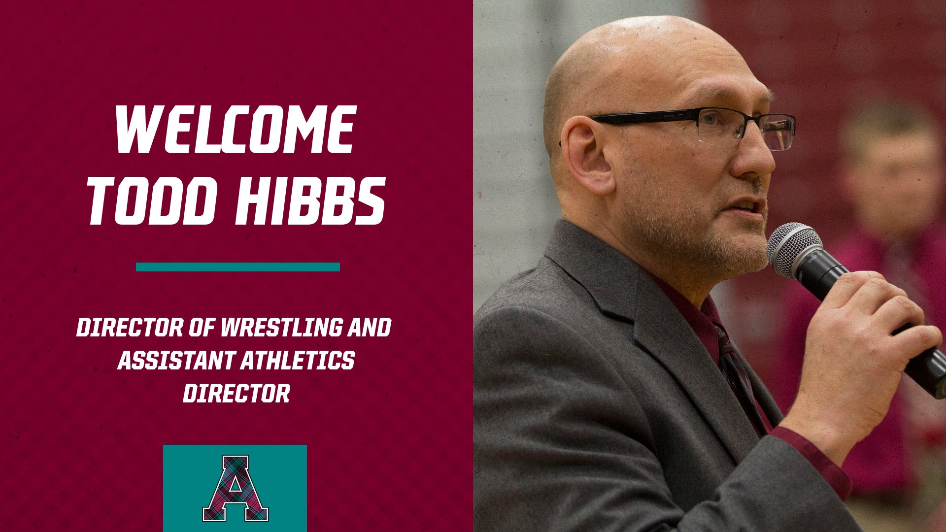 Hibbs Hired as Director of Wrestling