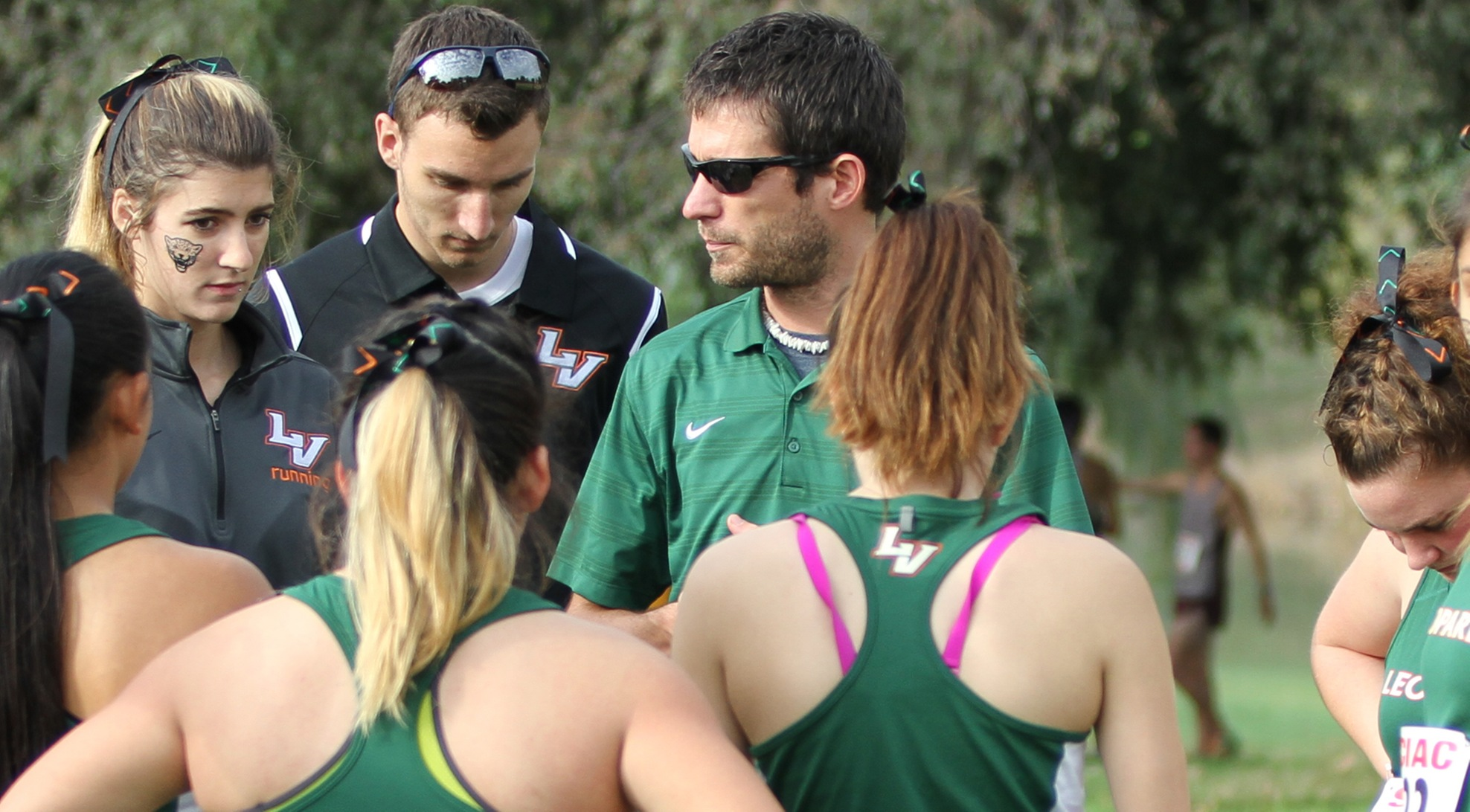 George steps down as cross country head coach