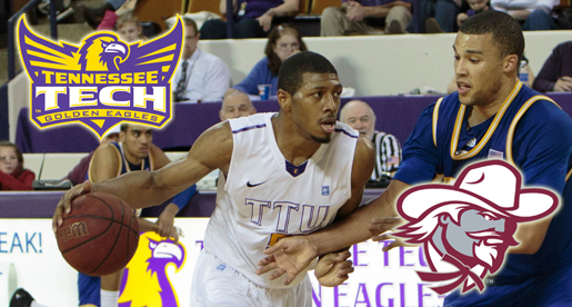 Golden Eagles look to stay in OVC playoff hunt when EKU visits Thursday