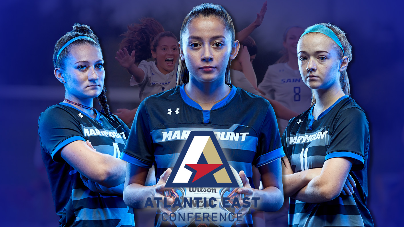 Reyes earns first-team All-Atlantic East honor; two Saints named to second team
