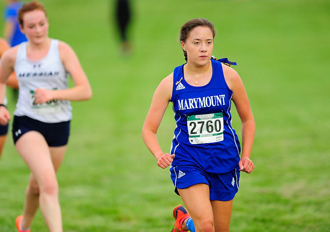 Eight Runners Post Season-Bests for Saints at Gettysburg Invitational