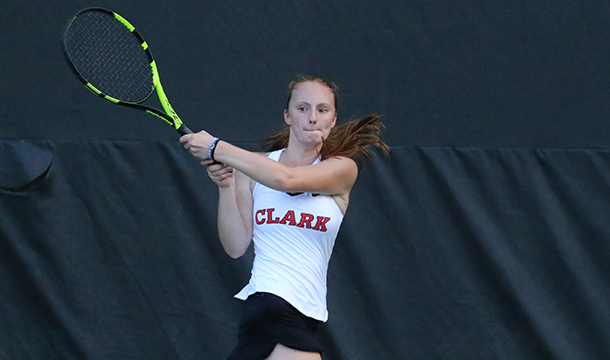 Bison Tops Women's Tennis, 9-0, In Home Opener
